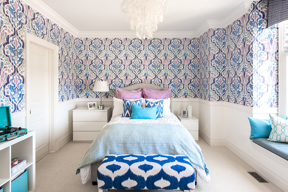 Kate Davidson Design, Teen Bedroom Design
